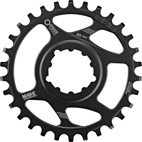 Praxis Works Steel Wave MTB Chainring 10/11/12-speed DM Boost